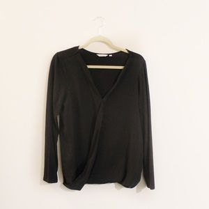 Black Blouse by Reitmans